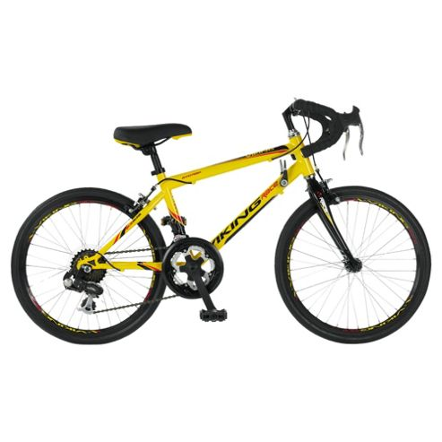 Viking Jetstream 20inch Bike, Yellow/Black