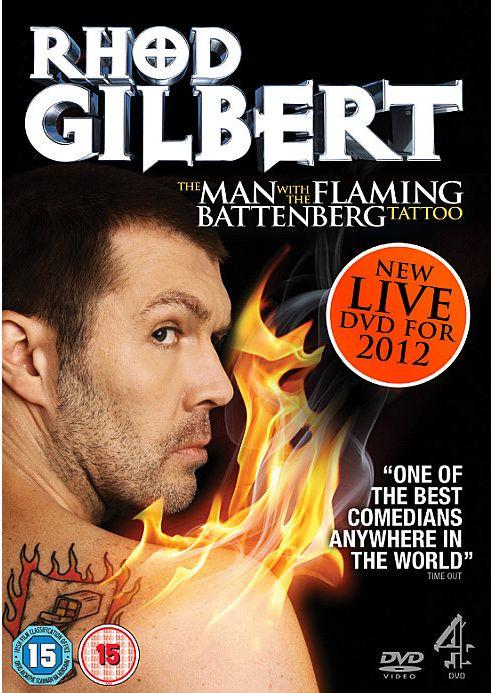 Rhod Gilbert - Live (DVD)