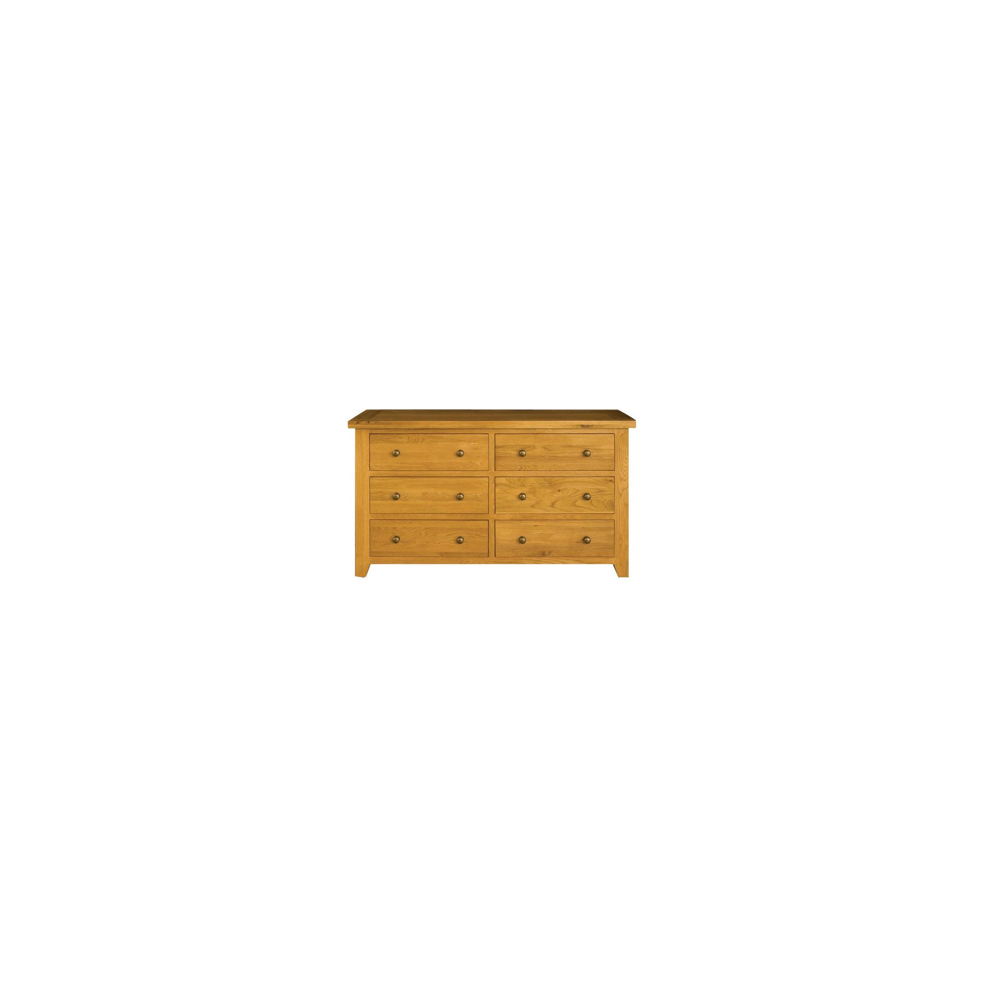 Alterton Furniture Vermont 6 Drawer Wide Chest at Tescos Direct