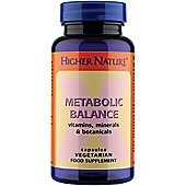 Higher Nature Metabolic Balance 90 Veg Capsules