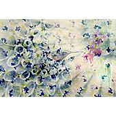 Parvez Taj Humming Wall Art - 76 cm H x 114 cm W x 5 cm D