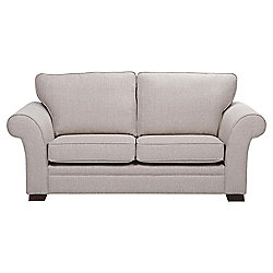 Aldeborough 3 Seater Fabric Medium Sofa, Oyster
