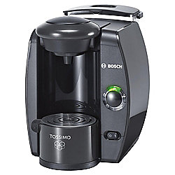 BOSCH Tassimo Fidelia TAS4000GB T40 Coffee Machine, Black