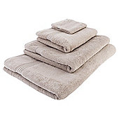 Tesco Hygro 100% Cotton  Towel, - Taupe