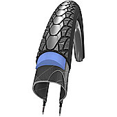 Schwalbe Marathon Plus Evolution SmartGuard Black'n Roll Compound Rigid in Grey 24 x 1 3/8