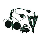 Maplin Cobra PMR Open Face Helmet Headset Kit