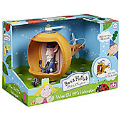 Ben & Holly's Little Kindgom Wise Old Elf's Helicopter