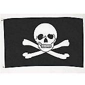 Pirate Flag On Stick