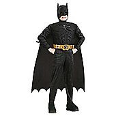 Rubies UK Deluxe Muscle Chest Batman Dark Knight- L