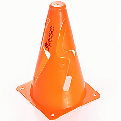 "Precision Training Collapsible Safety Cones 9"" (Set of 4)"