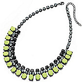 Fiorelli Neon Stone Statement Necklace
