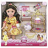 Disney Princess Belles Enchanted Tea Party Doll
