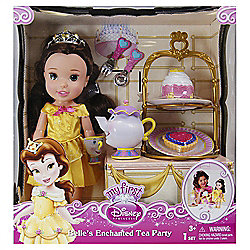 Disney Princess Belles Enchanted Tea Party Doll - Tesco Exclusive
