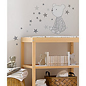 Mothercare Bedtime Wish Medium Wall Stickers