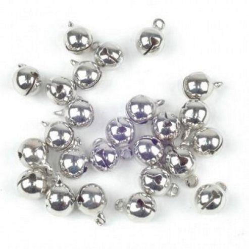 Jewellery Bells - 8mm WTP