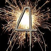 7' Number 4 Sparkler