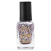 Barry M Jewel Glitter Nail Paint 349 - Rose Quartz