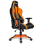 AK Racing Premium Plus V2 Gaming Chair Orange Perfect for office workers and gamers AK-PPLUS-OR