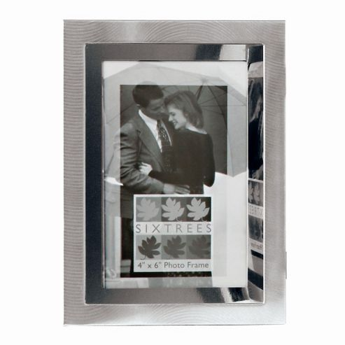 Sixtrees Culver Two Tone Photo Frame - 31.5cm H x 25.5cm W x 2.5cm D