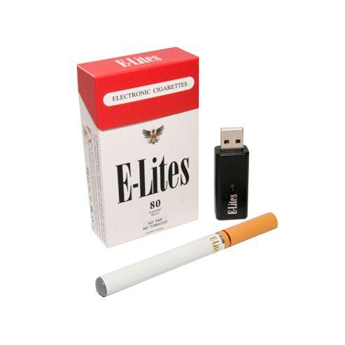 E-lites E80 Electronic Cigarette Starter Kit