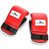 Precision Boxing Coach Focus Mitts Gloves