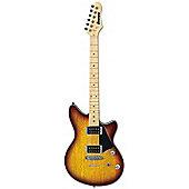 Ibanez Roadcore RC320M 6 String Electric Guitar - Brown Burst