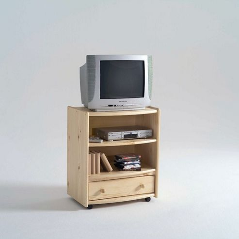 Oestergaard Phono TV Stand - Leached, oiled