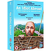 An Idiot Abroad Box Set: Series 1, 2 & The Long Way Round (DVD Boxset)
