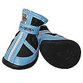 Duggs CP Biker Boot - SML (6.2cm H x 3.8cm W) - Blue/Black