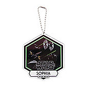 Star Wars Force Awakens X-Wing Christmas Tree Decoration