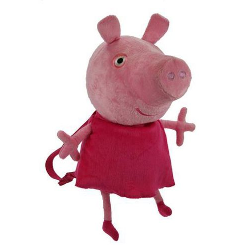 Peppa Pig Plush Kids' Backpack