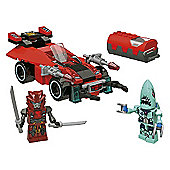 Kre-O Transformers Robots in Disguise - Sideswipe Roadway Rundown Set