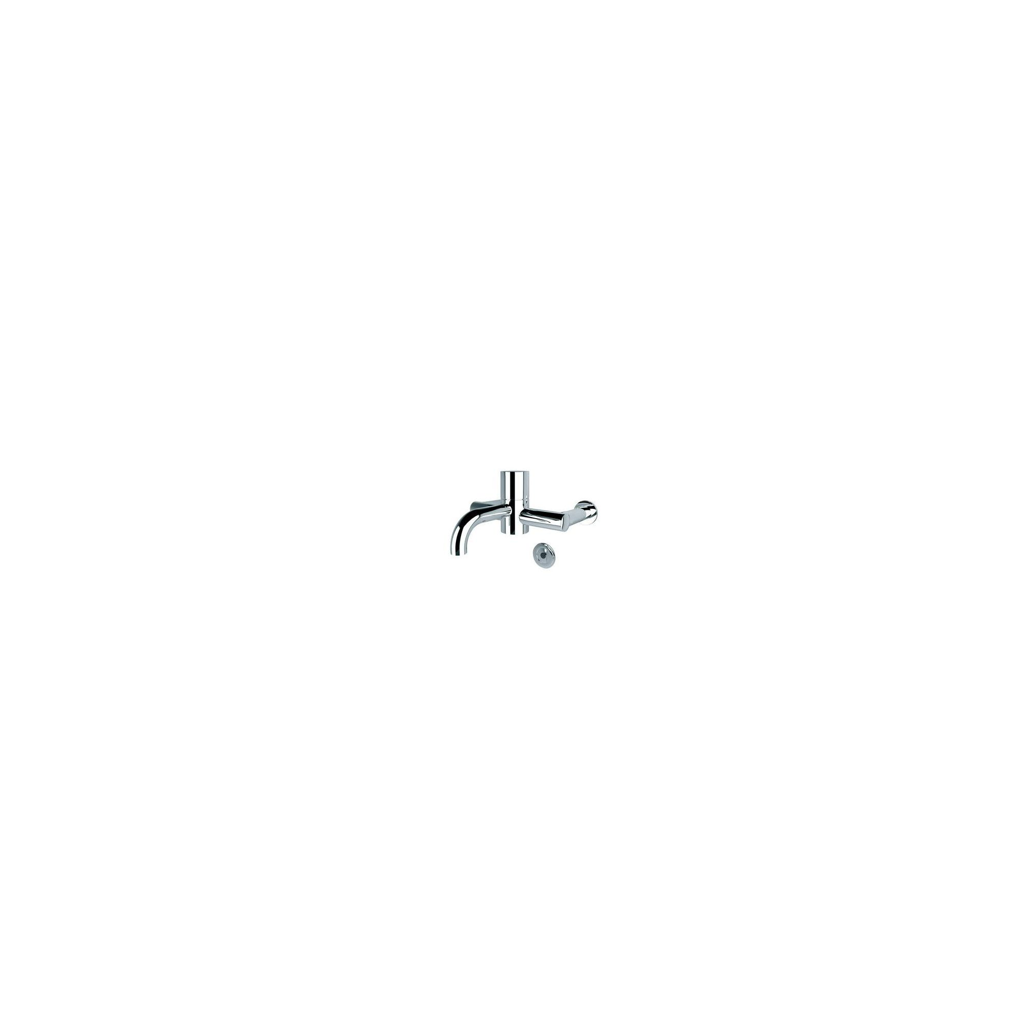 HTM64 Safe Touch Infrared Battery Operated Wall Mounted Thermostatic Tap at Tesco Direct