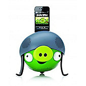 Angry Birds Docking Speaker Pig Helmet.
