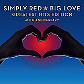 Simply Red - Big Love (2CD)