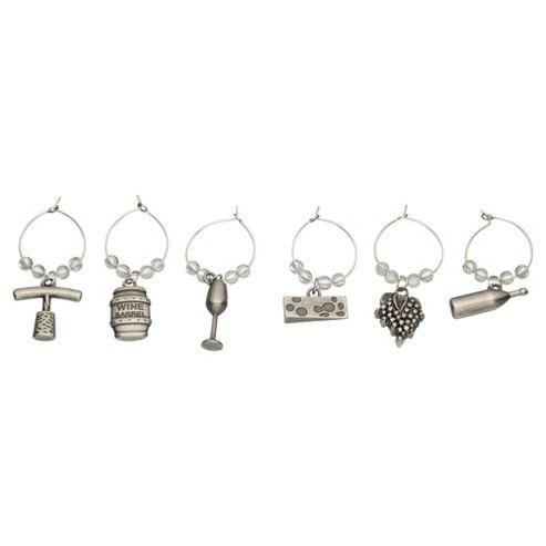 Bar Craft Wineglass Charms
