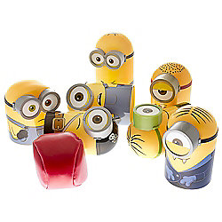 Minions Hit Them Out!