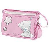 Obaby Changing Bag Tiny Tatty Teddy Pink
