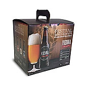 Festival 40 pint beer kit- Vienna Red Lager