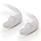Cables to Go 2m Cat6 Snagless Patch Cable White
