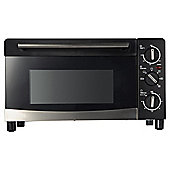 Tesco Plus Mini Oven MMO14, Stainless Steel