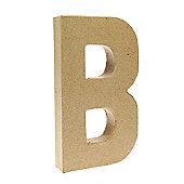 Large Kraft Letter - B