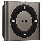 Apple 2GB (4th Gen) shuffle iPod Space Grey