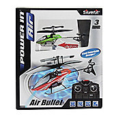Silverlit Air Bullet 3 Channel Infra-Red Helicopter