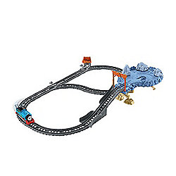 Thomas & Friends Trackmaster Close Call Cliff Playset