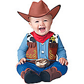Wee Wrangler - Baby Costume 6-12 months