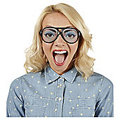 Instant weirdo glasses