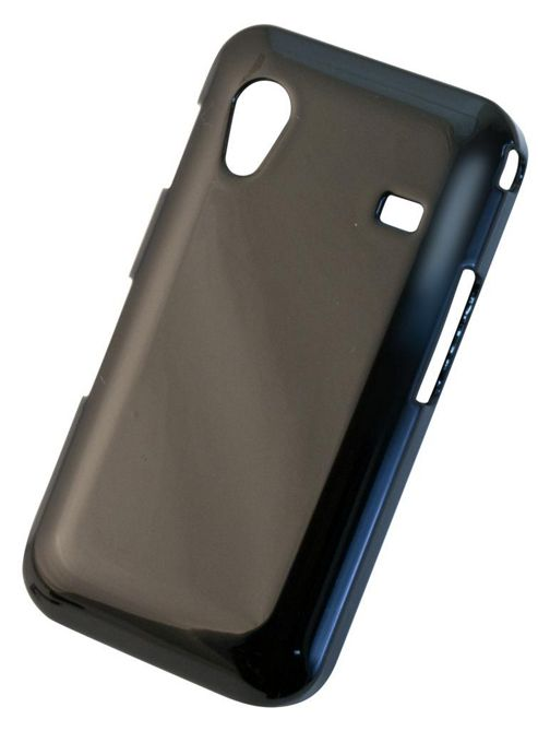 Tortoise™ Hard Case Samsung Galaxy Ace Gloss Black