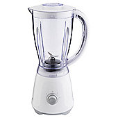 Tesco Basics Blender, TBBL14, 400W, 1.5L - White