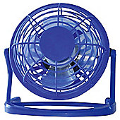 Texet Desk Fan - 4 in 2 Assorted Colours
